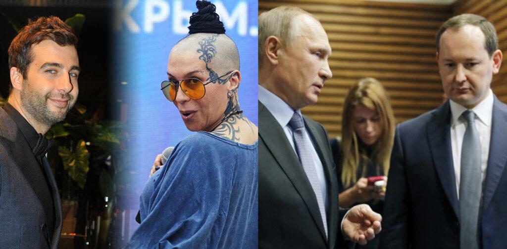 Ургант, Ливинский и радости Кремля