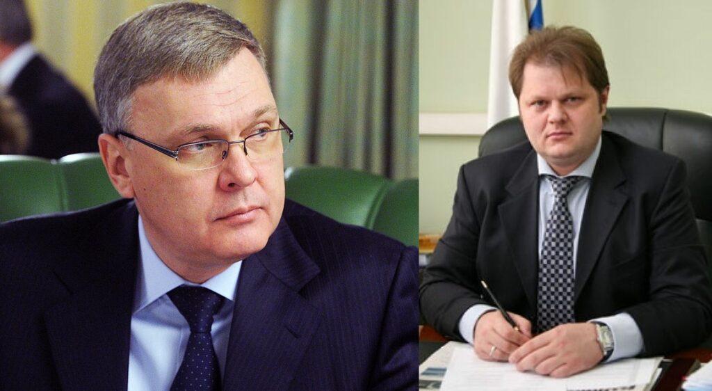 Токарев Владимир и Рейльян Юрий