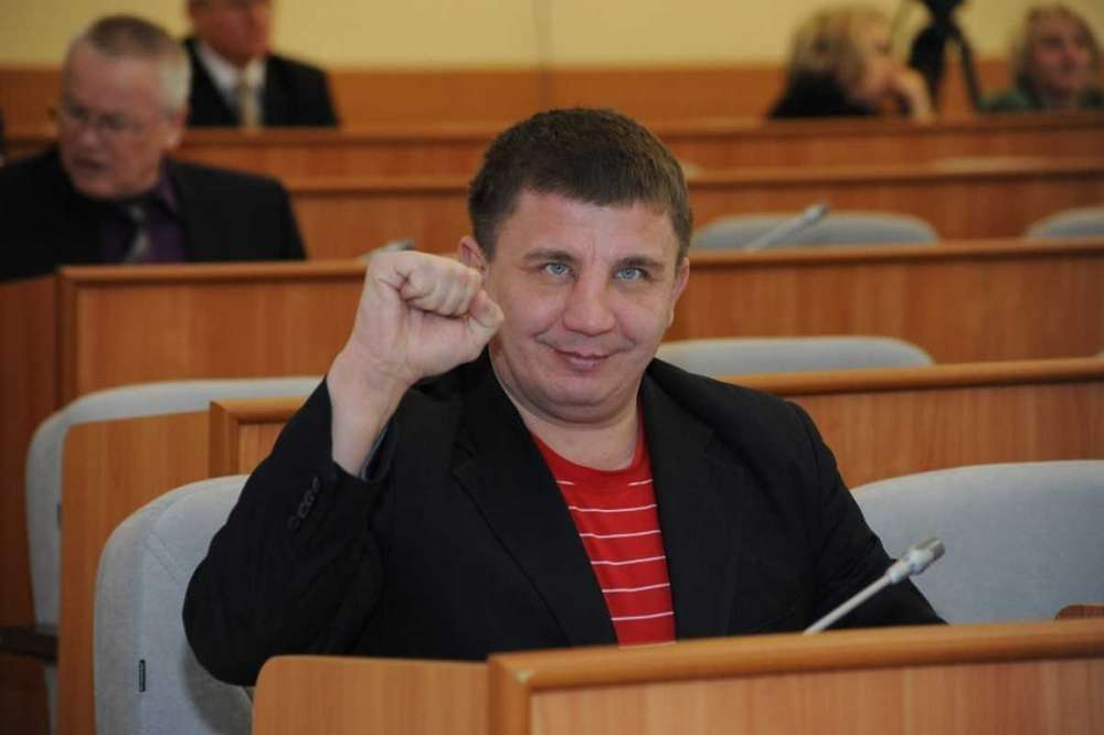 хакасский депутат Олег Иванов разрез Майрыхский